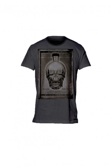 T-SHIRT HOMME CRYSTAL