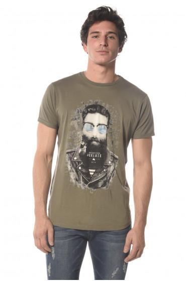 Tee Shirt hipster Clyde