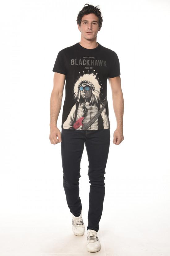 Tee Shirt Homme Blackhawl