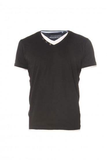 Tee Shirt double col Legendson