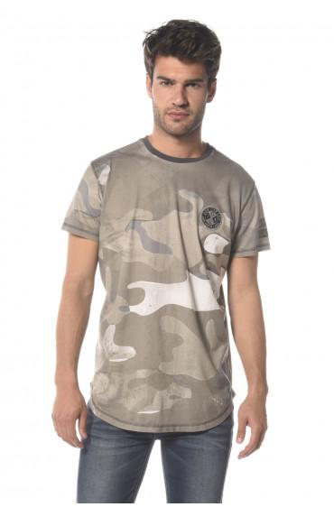 Tee Shirt camouflage Tripper