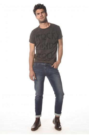 Tee Shirt rock Mendes