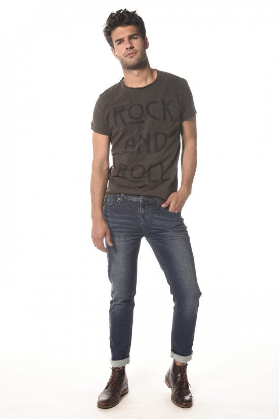 Tee Shirt Homme Mendes