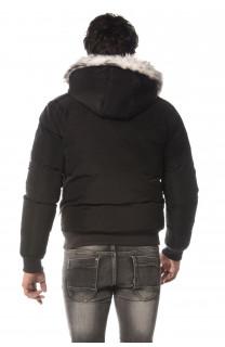 Veste à capuche avec bord en fourrure synthétique Shark Outlet Deeluxe