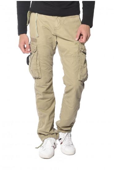 Deeluxe Pantalon cargo Tropery