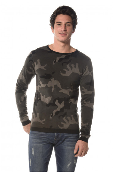Pull camouflage Tedder