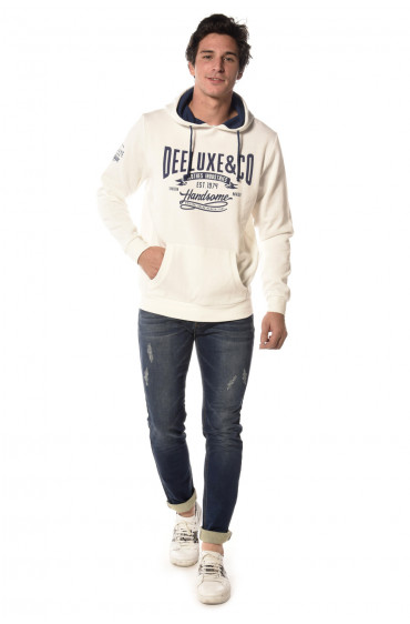 Deeluxe Sweat Homme à capuche Holdher