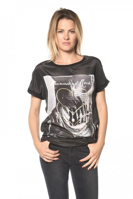 Tee Shirt Femme Lady