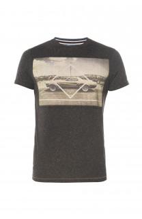 T-Shirt T-Shirt TUREY Garçon W17161B (33359) - DEELUXE
