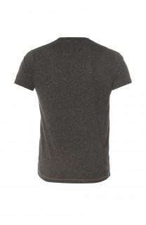 T-Shirt T-Shirt TUREY Garçon W17161B (33360) - DEELUXE