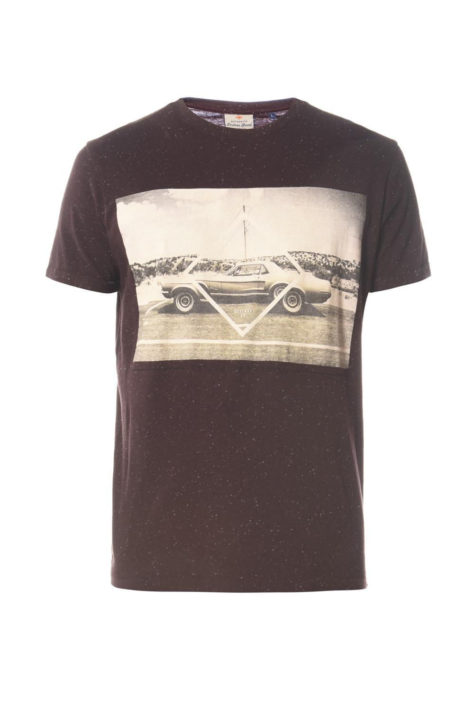 T-Shirt T-Shirt TUREY Garçon W17161B (33361) - DEELUXE