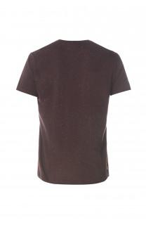 T-Shirt T-Shirt TUREY Garçon W17161B (33362) - DEELUXE