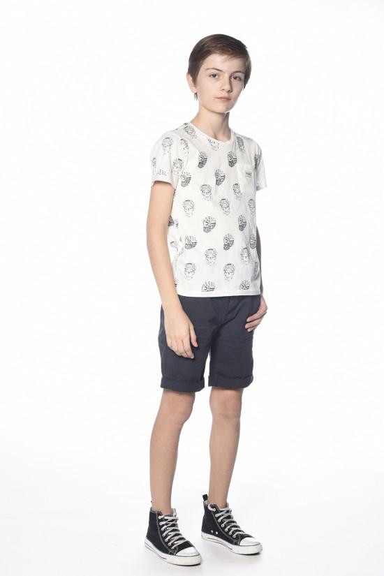 Deeluxe T-shirt Sangria