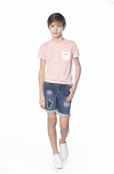 T-shirt pastel Fox