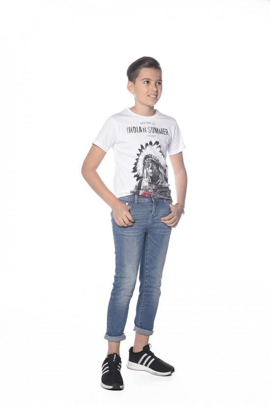Deeluxe T-shirt Blackhawl