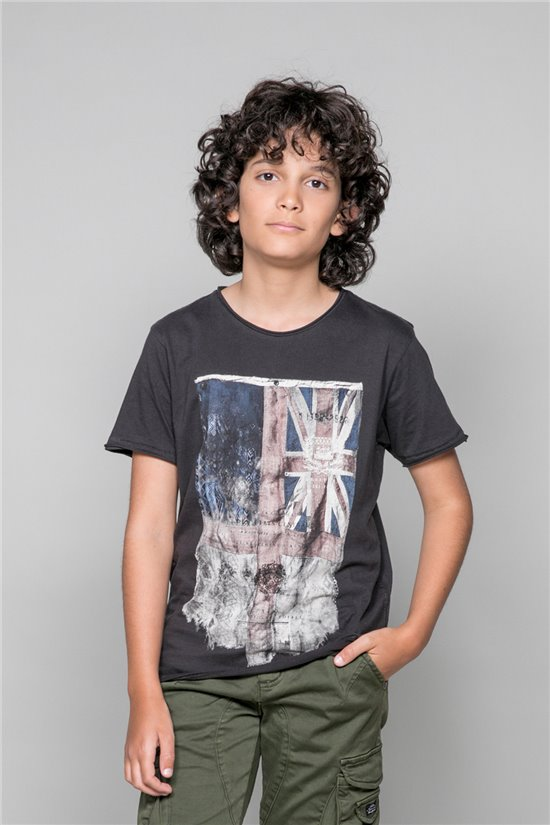 Deeluxe T-shirt Flagy