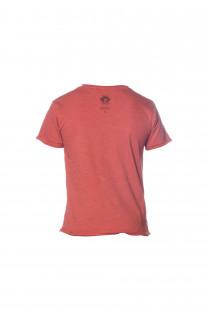 T-Shirt FLAGY Garçon S18160B (33579) - DEELUXE