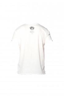T-Shirt FLAGY Garçon S18160B (33581) - DEELUXE