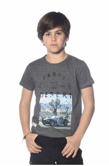 Deeluxe T-shirt Desert