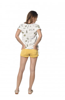 Short CURRY Femme S18713W (34109) - DEELUXE