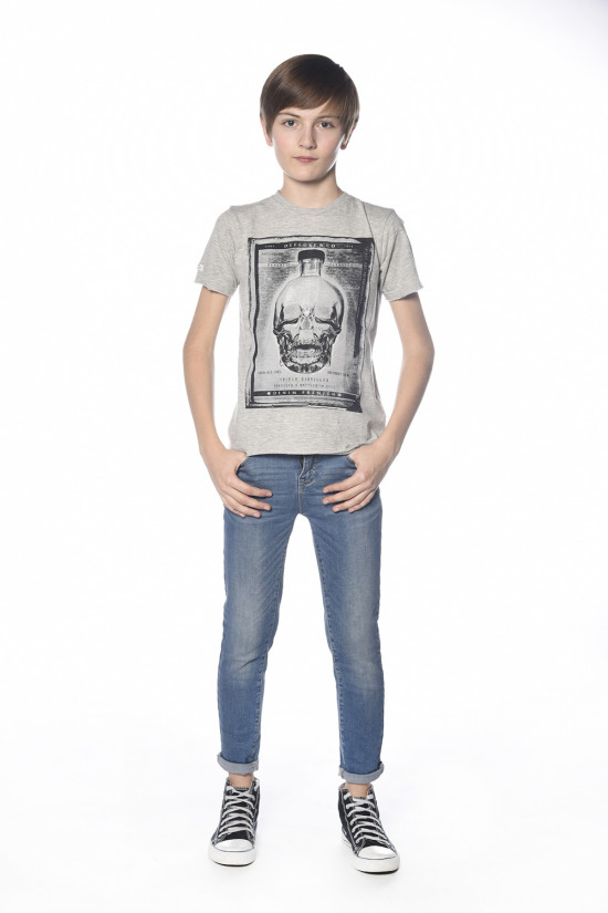 Deeluxe T-shirt Crystal