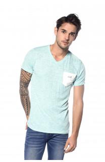 T-Shirt T-SHIRT FOX Homme S18106 (34223) - DEELUXE