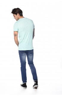 T-Shirt T-SHIRT FOX Homme S18106 (34224) - DEELUXE