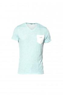 T-Shirt T-SHIRT FOX Homme S18106 (34225) - DEELUXE