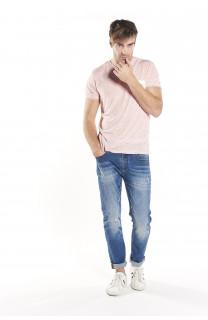 T-Shirt T-SHIRT FOX Homme S18106 (34227) - DEELUXE