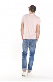 T-Shirt T-SHIRT FOX Homme S18106 (34229) - DEELUXE