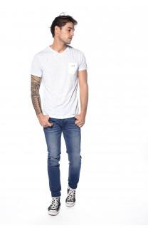 T-Shirt T-SHIRT FOX Homme S18106 (34232) - DEELUXE
