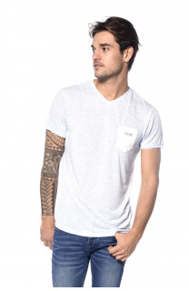 T-Shirt T-SHIRT FOX Homme S18106 (34233) - DEELUXE