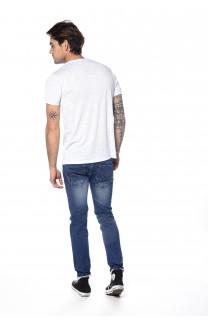 T-Shirt T-SHIRT FOX Homme S18106 (34234) - DEELUXE