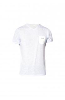 T-Shirt T-SHIRT FOX Homme S18106 (34235) - DEELUXE