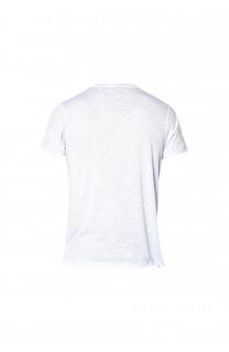 T-Shirt T-SHIRT FOX Homme S18106 (34236) - DEELUXE