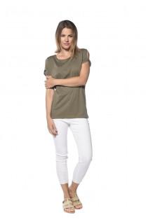 T-Shirt TRUST Femme S18108W (34239) - DEELUXE