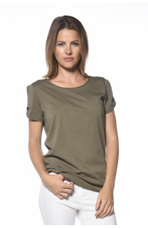 T-Shirt TRUST Femme S18108W (34240) - DEELUXE