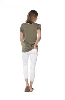 T-Shirt TRUST Femme S18108W (34241) - DEELUXE