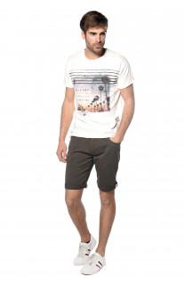 T-Shirt ADVENTURE Homme S18114 (34259) - DEELUXE