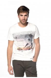 T-Shirt ADVENTURE Homme S18114 (34260) - DEELUXE