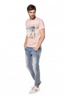T-Shirt ADVENTURE Homme S18114 (34264) - DEELUXE