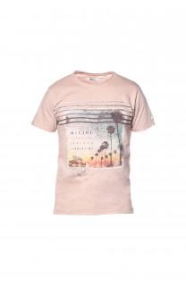 T-Shirt ADVENTURE Homme S18114 (34267) - DEELUXE