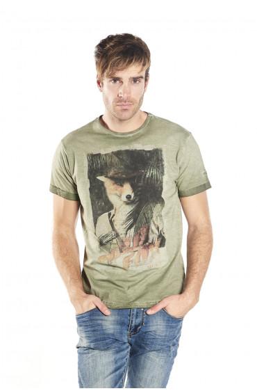 T-shirt Indifox