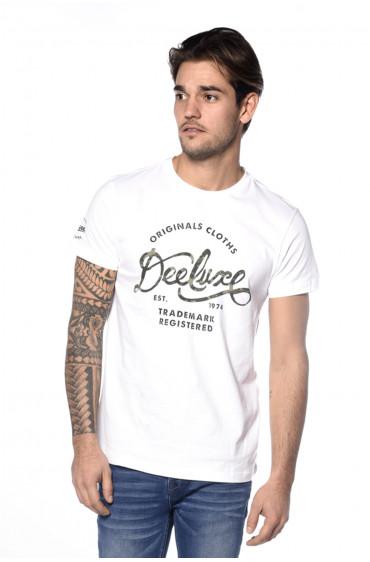 T-shirt logotypé Camy