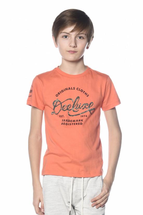 T-Shirt CAMY Garçon S18143B (34454) - DEELUXE