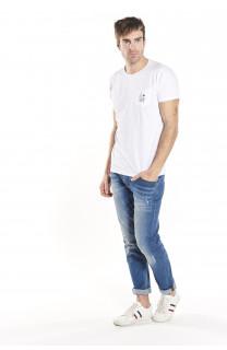 T-Shirt SKOOL Homme S18150 (34468) - DEELUXE