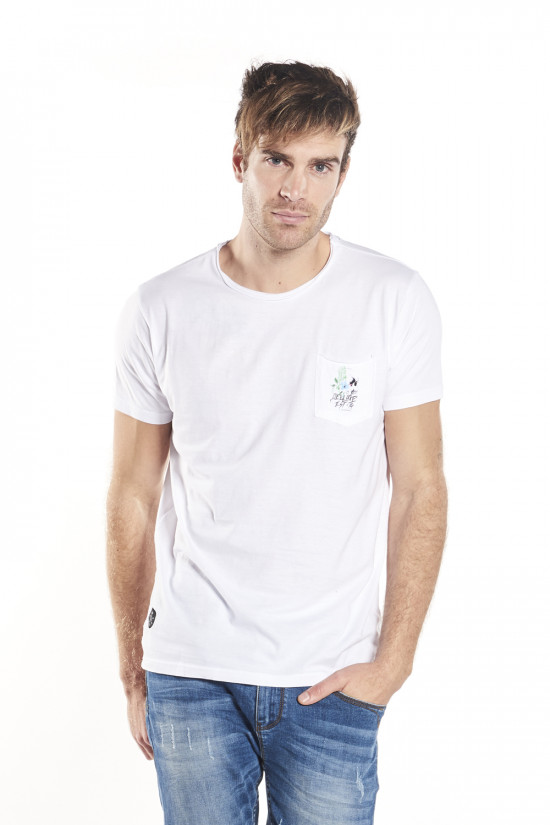 T-shirt SKOOL Outlet Deeluxe