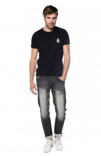 T-Shirt SKOOL Homme S18150 (34473) - DEELUXE