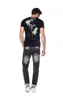 T-Shirt SKOOL Homme S18150 (34475) - DEELUXE