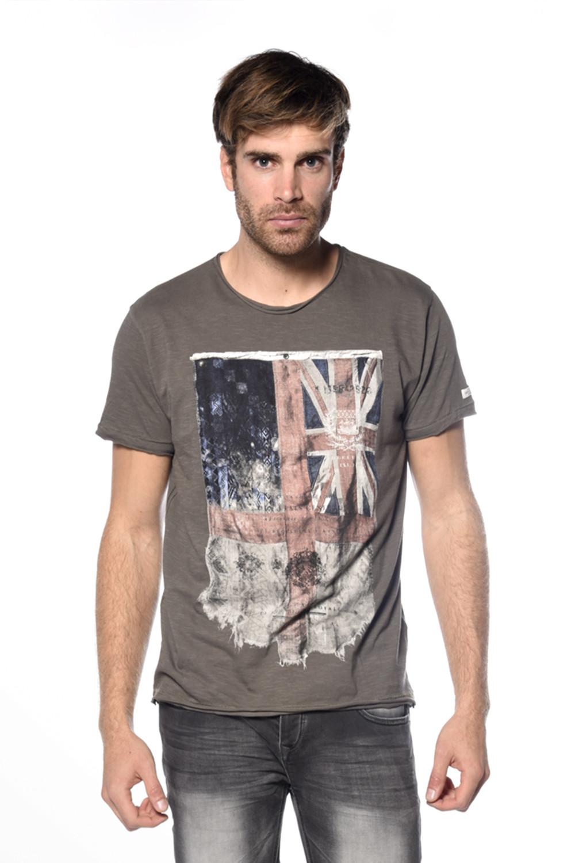 T-Shirt FLAGY Homme S18160 (34494) - DEELUXE